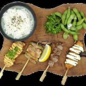 110 Sticks menu – 4stk