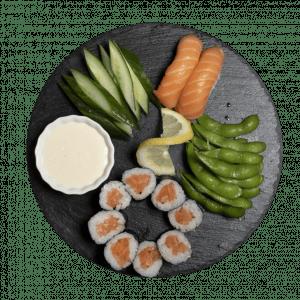 121 Kids-sushi menu
