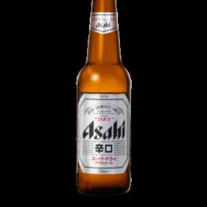 ØL Asahi Super Dry 330ml 5.0%