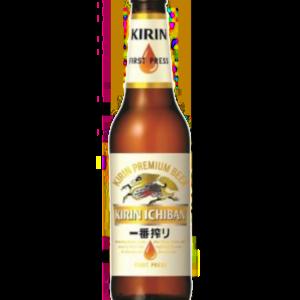 ØL  Kirin Ichiban 330ml 5.5%