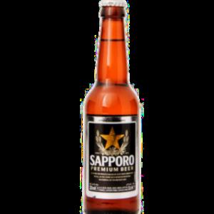 ØL Sapporo 330ml 4.7%